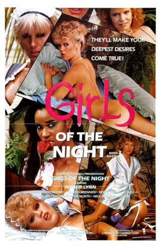 Girls of the Night (1984) cover