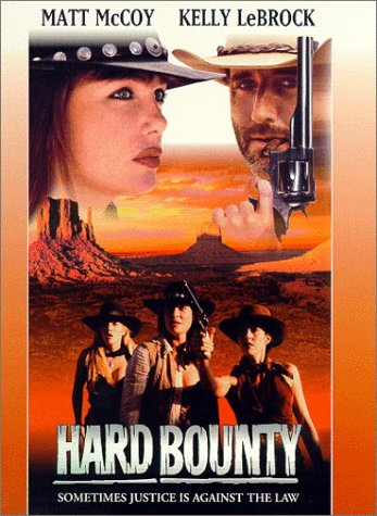 Hard Bounty (1995) cover