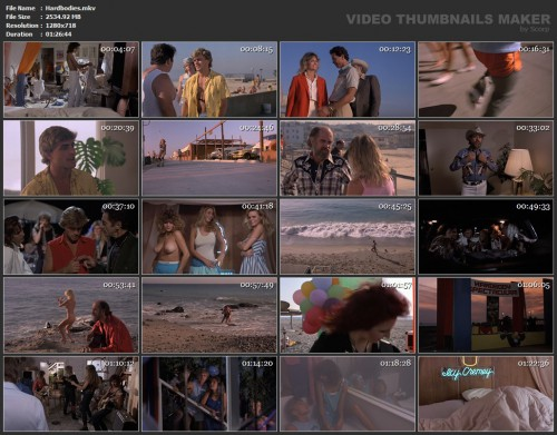 Hardbodies (1984) screencaps