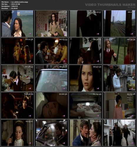 Las adolescentes (1975) screencaps