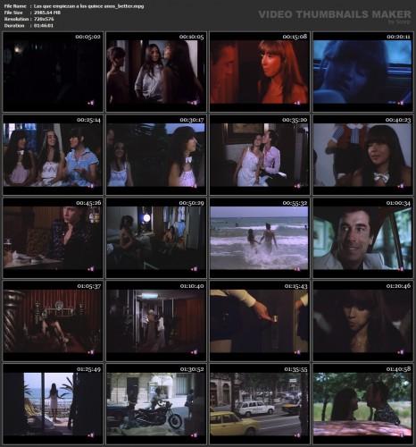 Las que empiezan a los quince anos (Better Quality) (1978) screencaps
