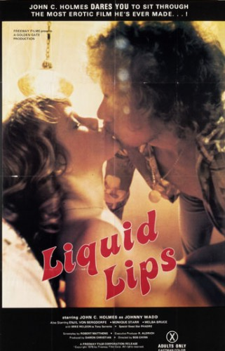Liquid Lips (1976) cover