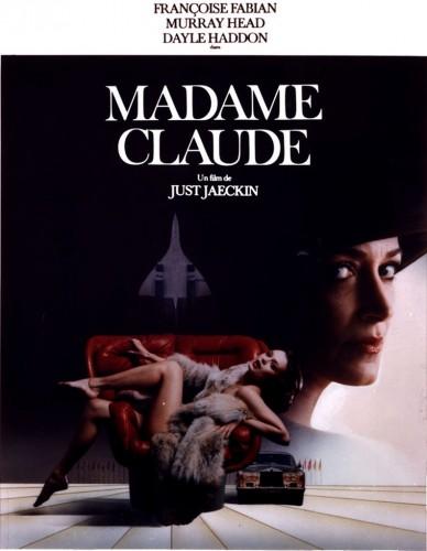 Madame Claude (1977) cover