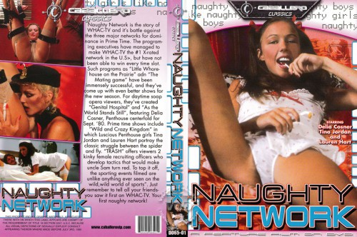 Naughty Network (1981) cover