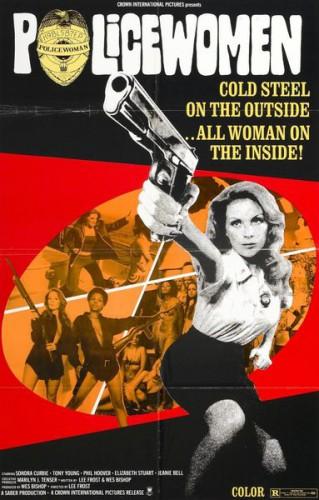 Policewomen (1974) cover