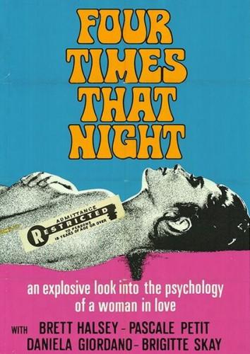 Quante volte... quella notte (1972) cover