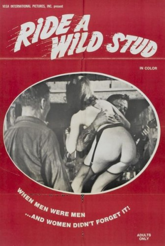 Ride a Wild Stud (1969) cover