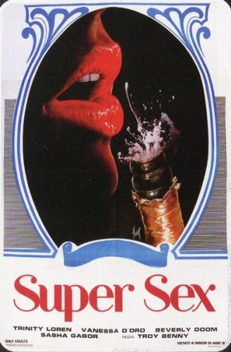 Super Sex (1986) cover