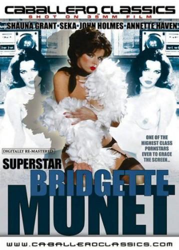 Superstars Bridgette Monet (1983) cover