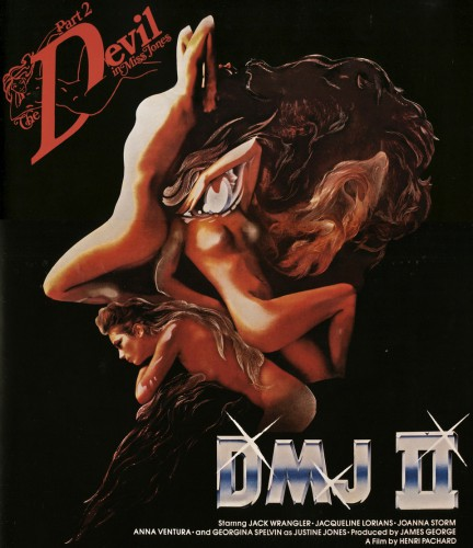 The Devil in Miss Jones Part II (1982) cover