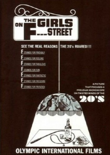 The Girls on F Street (1966) cover