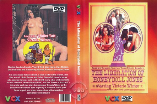 The Liberation of Honeydoll Jones (1977) cover