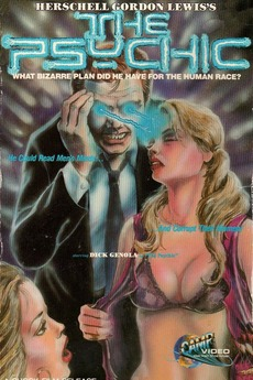 The Psychic (1968) cover