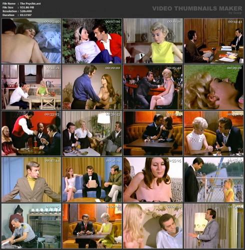 The Psychic (1968) screencaps