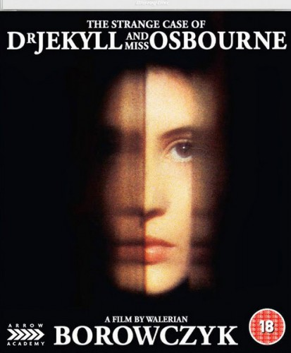 The Strange Case of Dr. Jekyll and Miss Osbourne (1981) cover