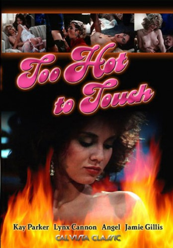 Too Hot to Touch (1987) cover
