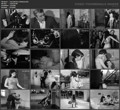 Two Girls for a Madman (1968) screencaps