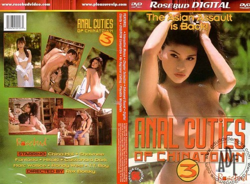 Anal Cuties of Chinatown 3 (1992) cover