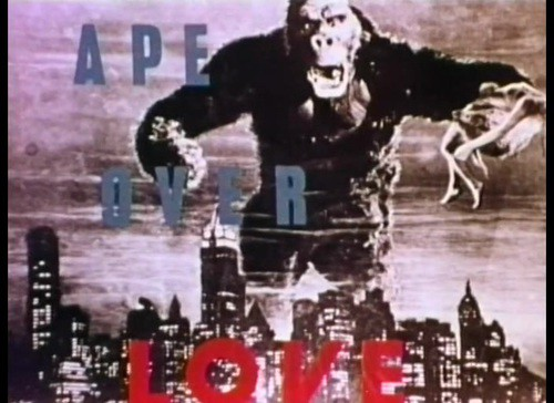 Ape Over Love (1974) cover