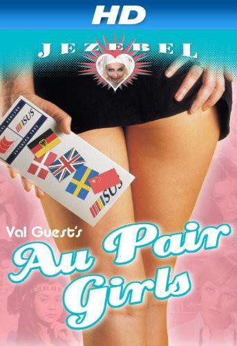 Au Pair Girls (Better Quality) (1972) cover