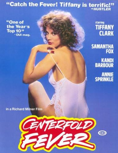 Centerfold Fever (1981) cover