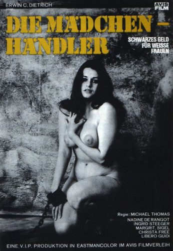 Die Madchenhandler (Better Quality) (1972) cover