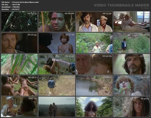 El tesoro de la diosa blanca (1983) screencaps
