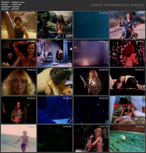 Famous T & A (1982)  screencaps