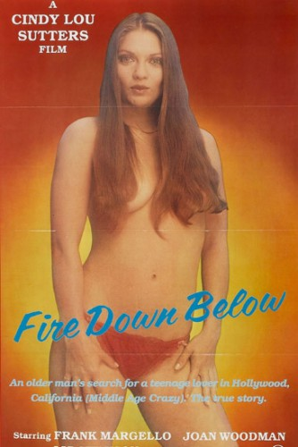 Fire Down Below (Better Quality) (1974) cover