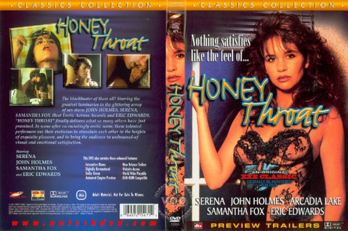 Honey Throat (1980) cover