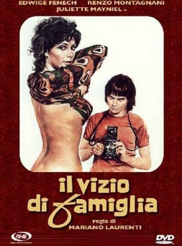 Il vizio di famiglia (1975) cover