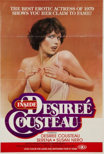 Inside Desiree Cousteau (1979) cover