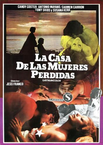 La casa de las mujeres perdidas (1983) cover