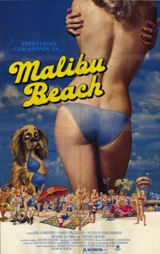 Malibu Beach (1978) cover