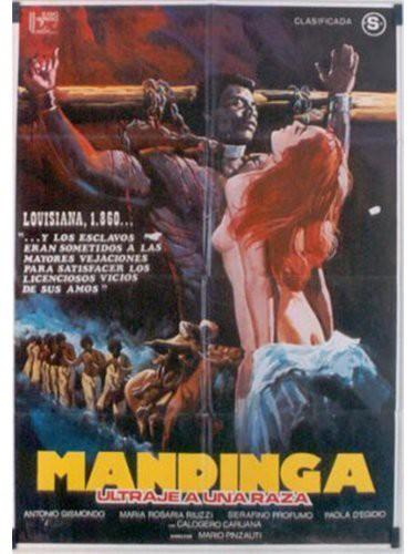 Mandinga (1976) cover