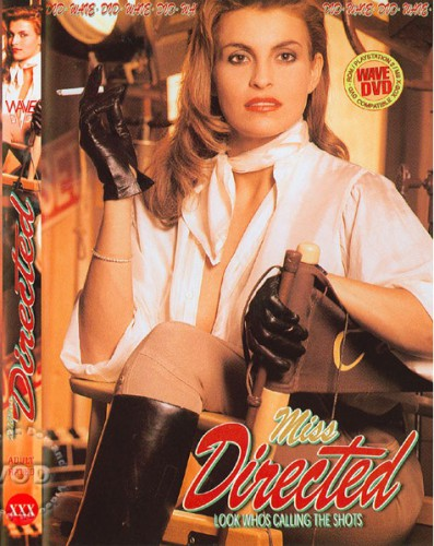 Miss Directed (1990) cover