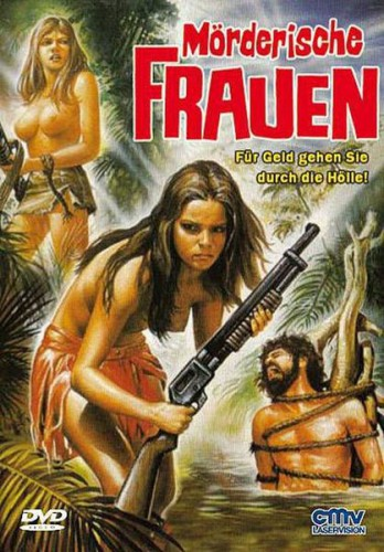 Mujeres salvajes (1984) cover