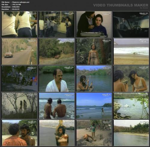 Mujeres salvajes (1984) screencaps
