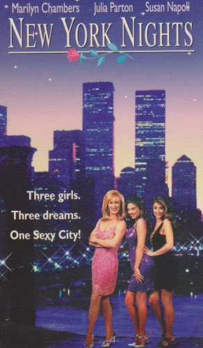 New York Nights (1994) cover