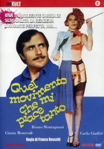 Quel movimento che mi piace tanto (1976) cover