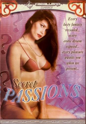 Secret Passions (1979) cover