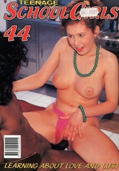 Teenage Schoolgirls 44 (Magazine) cover