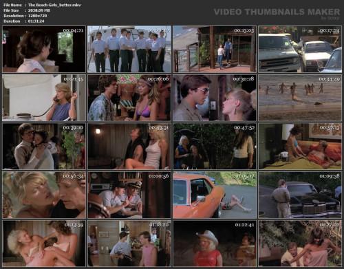 The Beach Girls (Better Quality) (1982) screencaps