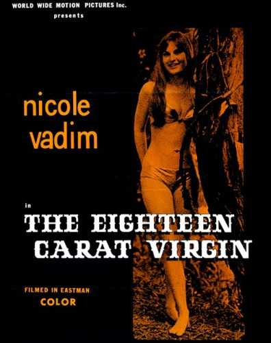 The Eighteen Carat Virgin (Better Quality) (1972) cover