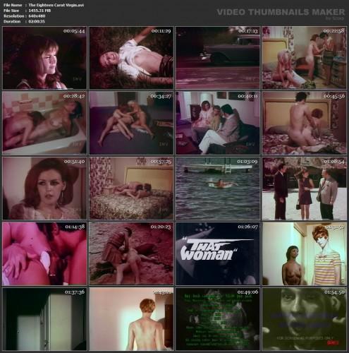 The Eighteen Carat Virgin (Better Quality) (1972) screencaps