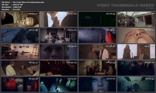 The Erotic Rites of Frankenstein (1973) screencaps