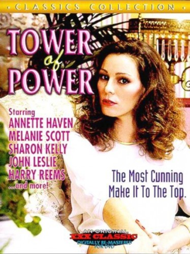 Tower of Power (1985) cover