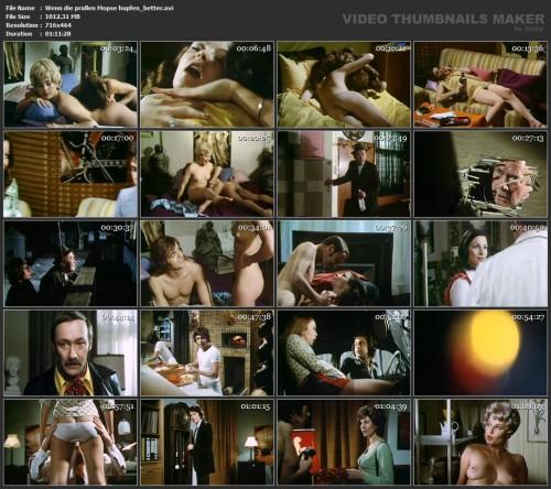 Wenn die prallen Mopse hupfen (Better Quality) (1974) screencaps
