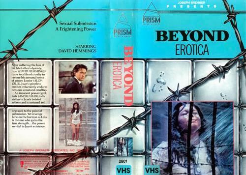 Beyond Erotica (1974) cover