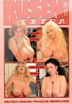 Busen Extra 11 (Magazine) cover